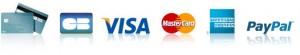 logos moyens de paiement
