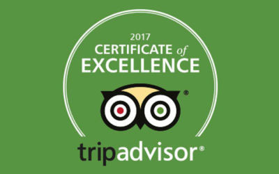 Provence Gourmet, certified by Tripadvisor (2017)