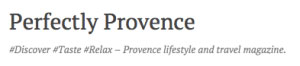 Provence Gourmet partners - Perfectly Provence