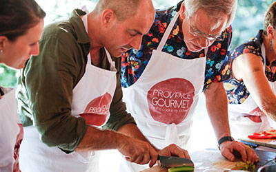 Ricardo Magazine rencontre Provence Gourmet