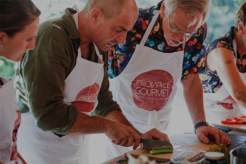 Cooking class Aix-en-Provence - Provence Gourmet